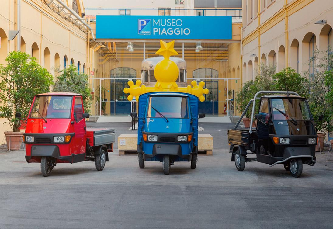 ROHEN Maquinaria venta, compra, alquiler y segunda mano de equipos comerciales e industriales en Canarias, Tenerife y Gran Canaria Vehículos comerciales piaggio